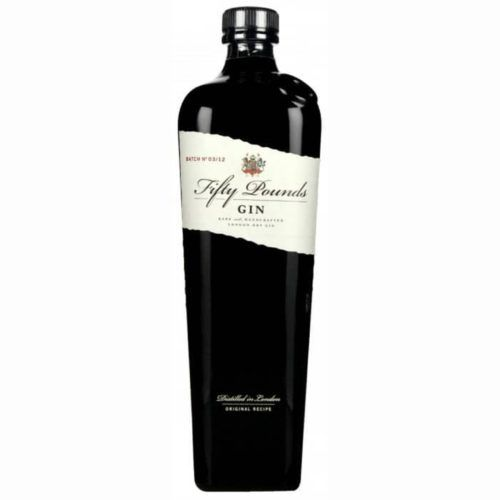 Gin Fifty Pounds London Dry Gin Cl 70