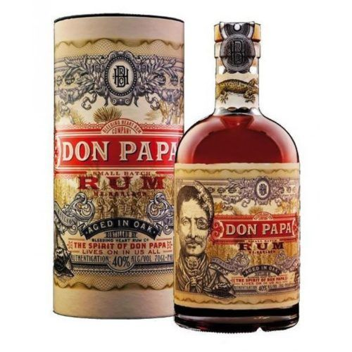 Don Papa Rum 7 Years Old Cl 70