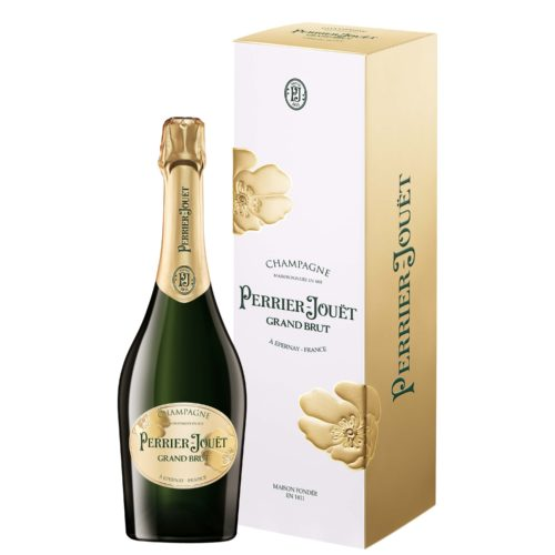 ChampagnePerrier Jouet Grand Brut Cl 75