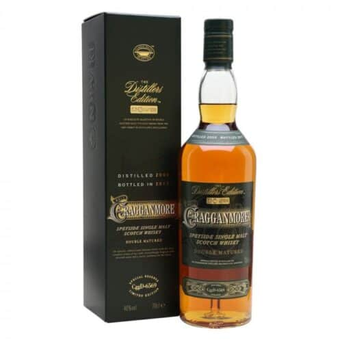 Cragganmore Whisky Distillers Edition 2020 Cl 70