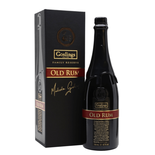 Gosling's Family Reserve Old Rum Cl 70 Vol. 40%