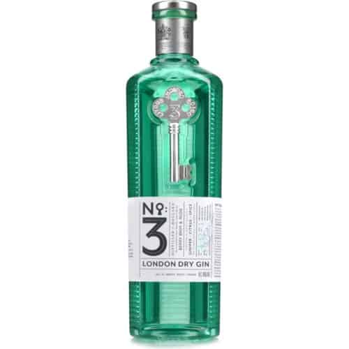No 3 Gin London Dry Gin Berry Bros And Rudd Vol. 46% Cl 70