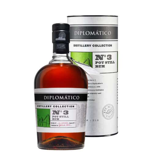 Diplomatico Rum Distillery Collection N°3 Cl 70