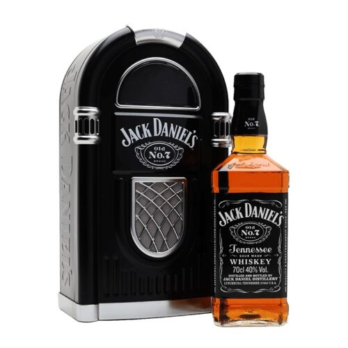 Jack Daniel's Limited Edition JUKEBOX Tennessee Whiskey Cl 70