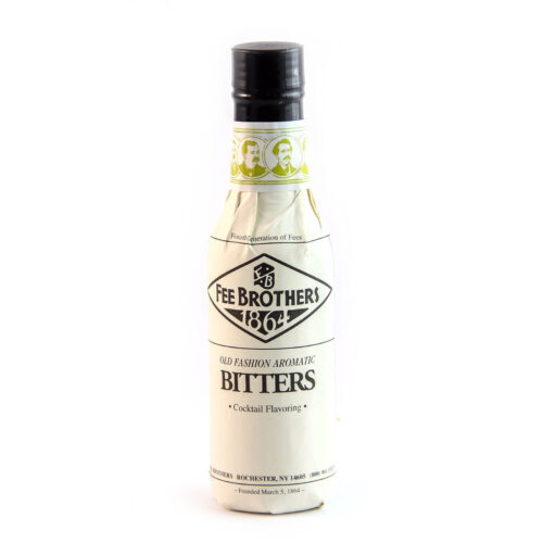 Bitter Fee Brothers Old Fashioned Aromatico Vol. 17,5% 150 Ml