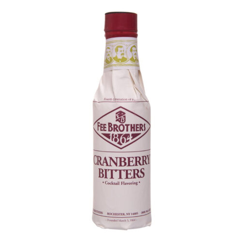 Fee Brothers Bitter Cranberry Aromatico Vol. 4,1% 150 Ml