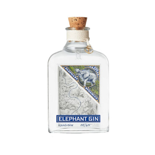 Elephant Gin Navy Strenght Cl 50